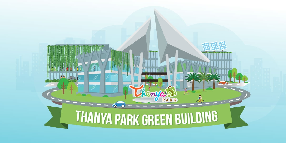 Thanyapark Green Building